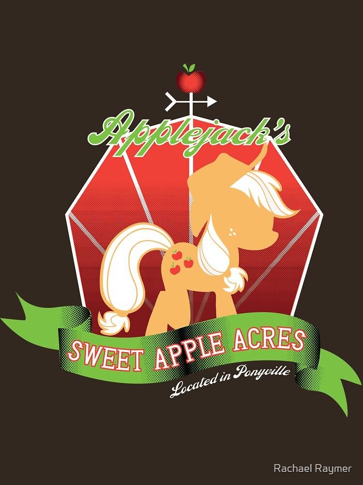 Applejack's Sweet Apple Acres by dfragrance