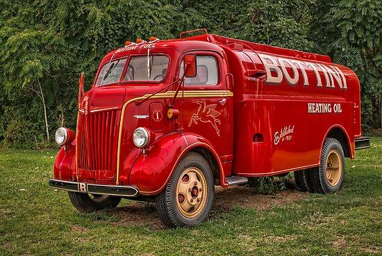 Tank truck by JHRphotoART