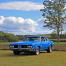 1972 Oldsmobile Cutlass by HALIFAXPHOTO