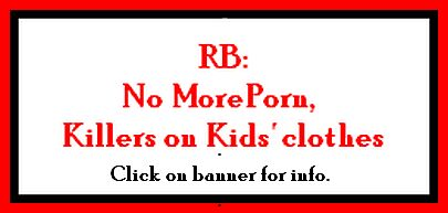 trash on baby, kids' clothes by Dayonda