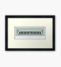 Hoover Building London Framed Print