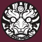 Missmonster logo emblem by missmonster