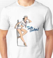 Olive Oil Pin Up Girl ! Unisex T-Shirt