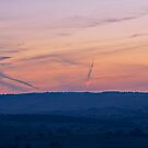 Sunset Spectacular, Mt Panorama by bazcelt