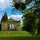 The Folly,Highclere Castle, Hampshire, England,  by artfulvistas