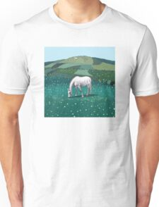 The White Horse of Alfriston Unisex T-Shirt