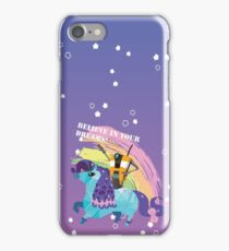 BELIEVE IN YOUR DREAMS! iPhone Case/Skin
