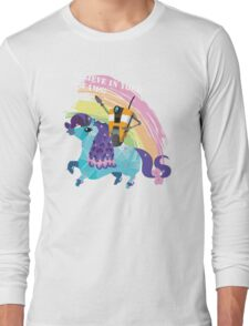 BELIEVE IN YOUR DREAMS! Long Sleeve T-Shirt