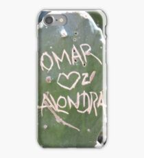Omar and Alondra Forever iPhone Case/Skin