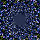 CONTEMPORARY SPIROGRAPH by AJCharlton