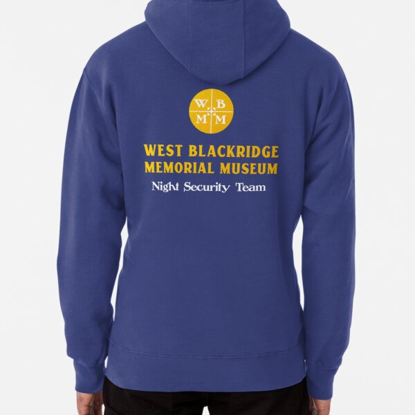 West Blackridge Memorial Museum Pullover Hoodie