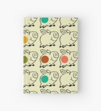 pigs Hardcover Journal