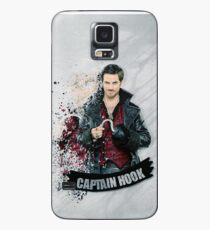 Captain Hook  Case/Skin for Samsung Galaxy