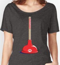 Super Plunger Women's Relaxed Fit T-Shirt