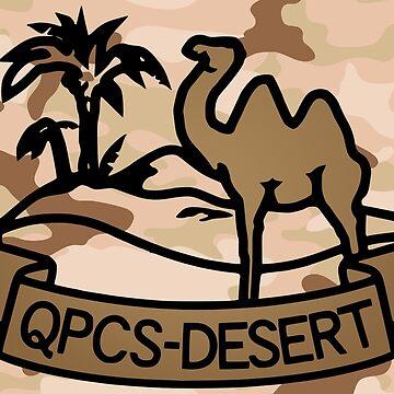 QPCS Desert by snespix