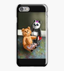 School bears iPhone Case/Skin