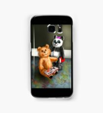 School bears Samsung Galaxy Case/Skin