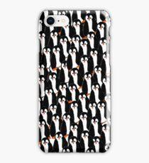 Piles of Penguins iPhone Case/Skin