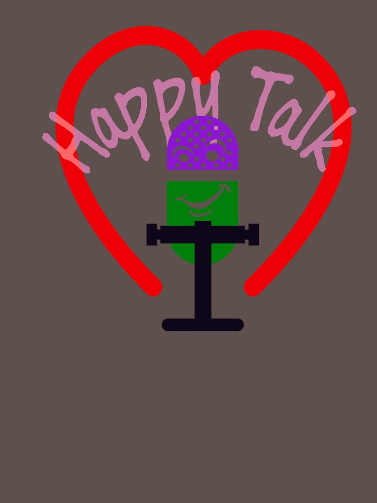 Happy Talk Microphone Heart by a-roderick