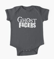 GHOST FACERS One Piece - Short Sleeve