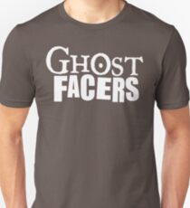 GHOST FACERS Unisex T-Shirt