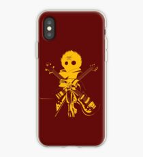 Flcl jaune iPhone Case