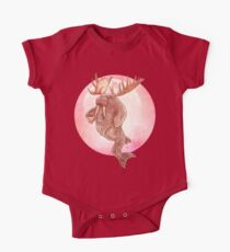 The Space Walrus On Moon Patrol. Kids Clothes