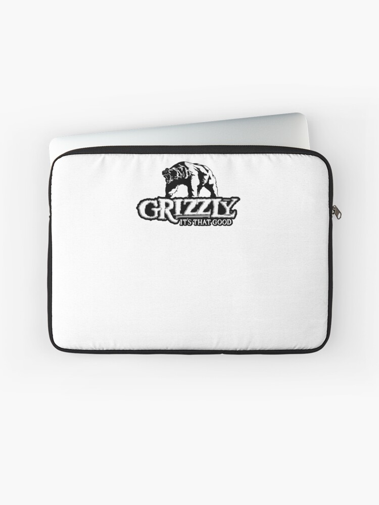 Grizzly Smokeless Tobacco | Laptop Sleeve