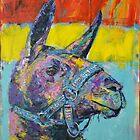 'talkin' to the Lama' by Cat Leonard