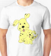 Spotty Dog .. tee shirt Unisex T-Shirt