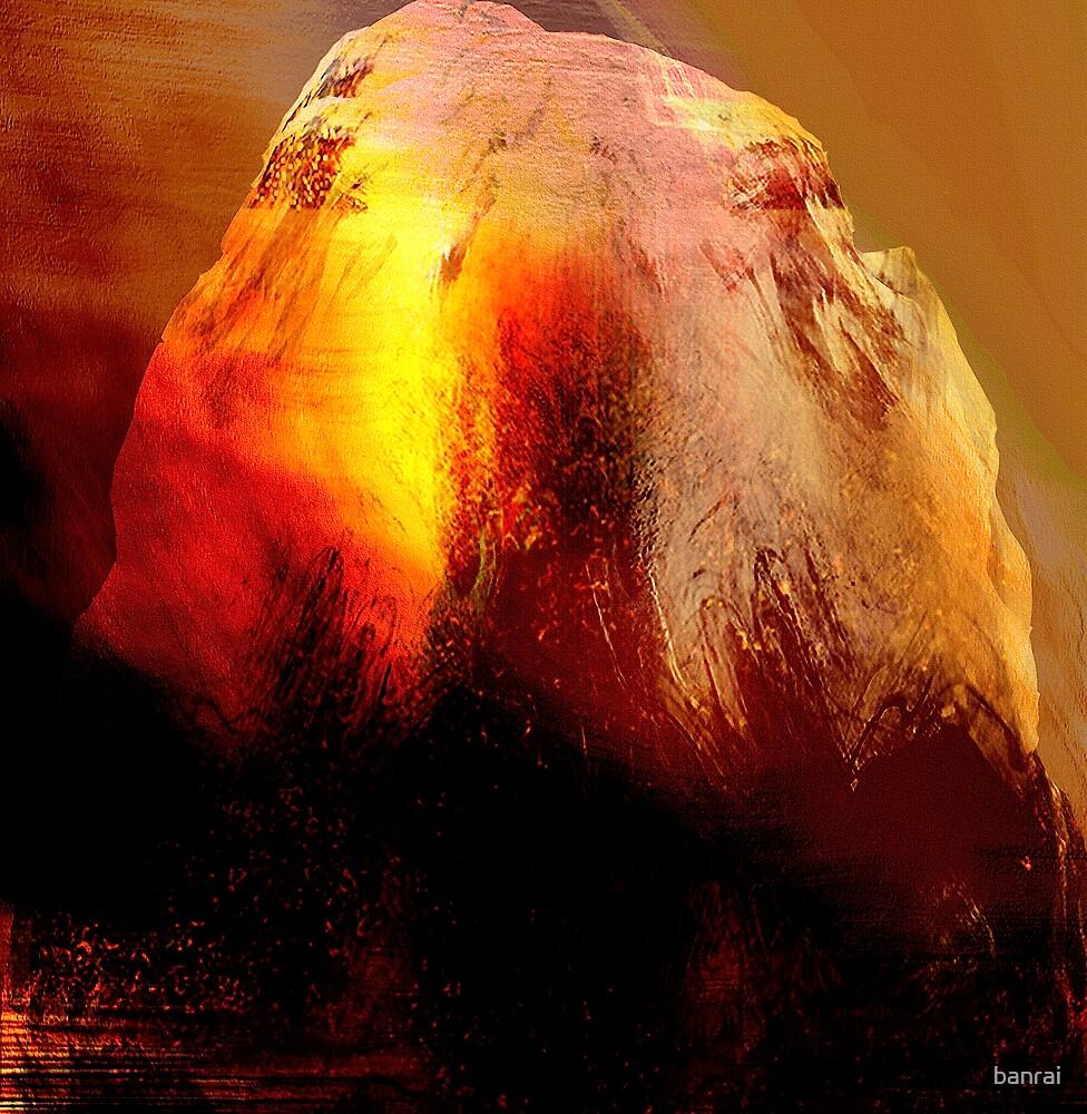 bird peak metamorphosis by banrai