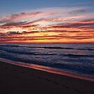 Wamberal Sunrise by John Buxton