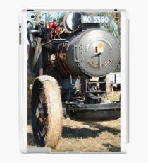 Steam engine iPad Case/Skin
