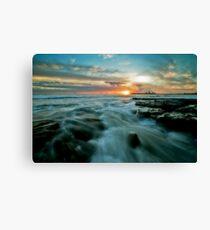 Mooloolaba Sunrise Canvas Print