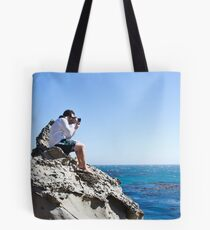 The Right Angle Tote Bag