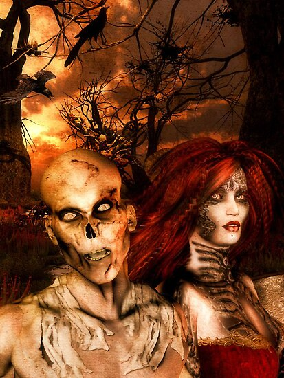 Beyond Death...We Shall Not Part by shutterbug2010