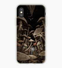 Fungus Forest iPhone Case