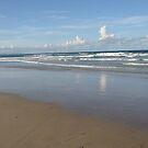 Byron Bay Beach by Asterii