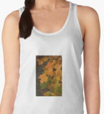 Fall Leaves iPhone case Women's Tank Top
