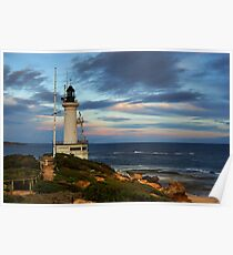 Point Lonsdale Lighthouse Poster