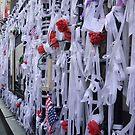 Ribbons of St.Paul's 2 - 911 Tribute by Bernadette Claffey