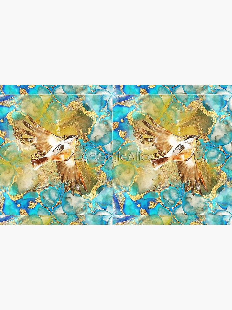 Paradiesvogel von ArtStyleAlice