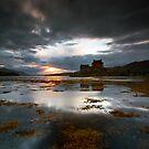 Highland Dusk by Jeanie