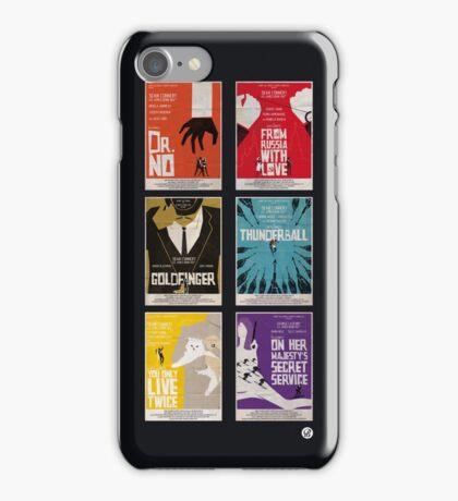 Bond #1 iPhone Case/Skin