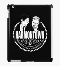 Harmontown iPad Case/Skin