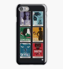 Bond #4 iPhone Case/Skin