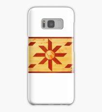 Religous Coffee Table Landscape Samsung Galaxy Case/Skin