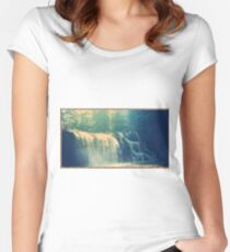 Brush Creek Women's Fitted Scoop T-Shirt