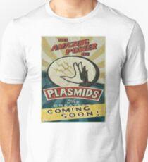 BioShock – The Amazing Power of Plasmids! Unisex T-Shirt