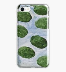 Impression Lilly Pads iPhone Case/Skin